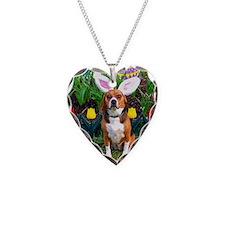 Beagle Easter Necklace