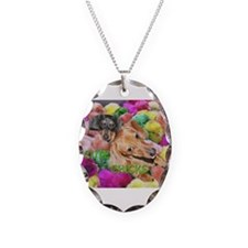 Cute Chicks Necklace