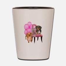 Cure Doxies Shot Glass