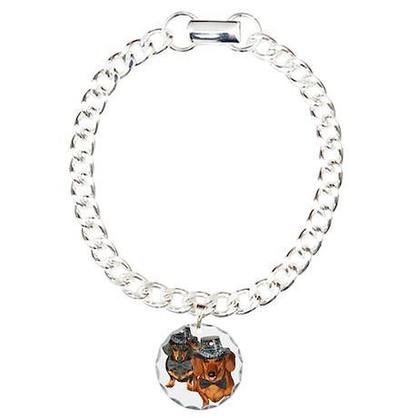 New Year Charm Bracelet, One Charm