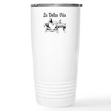 La Dolce Vita - Ladies Travel Mug