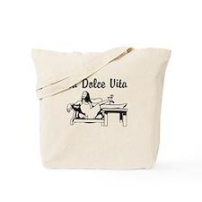 La Dolce Vita - Ladies Tote Bag