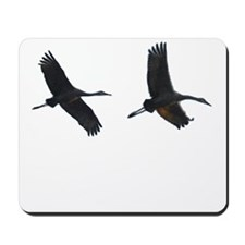 As The Bird Flies Mousepad