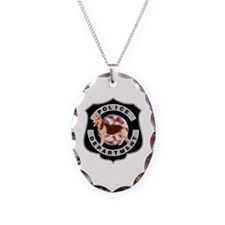 K9 Police Department Necklace
