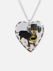 Batdog Necklace