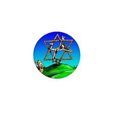 Y D CROSS Mini Button (100 pack)