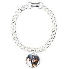 'Lily Dachshund Dog' Bracelet