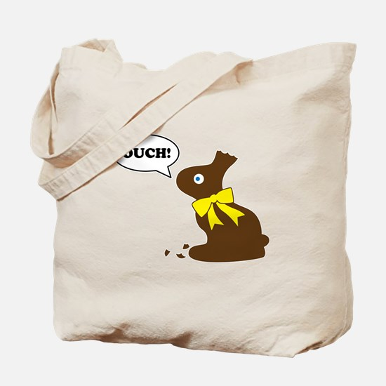 Bunny Ouch Tote Bag