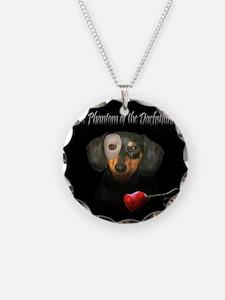 Phantom Doxie Necklace