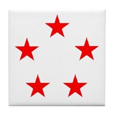 FIVE STAR GENERAL II Tile Coaster