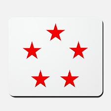 FIVE STAR GENERAL II Mousepad