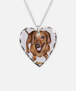 You're Funny Dachshund Dog Necklace