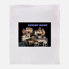 Comedy Throw Blanket