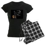 Canis Major Women's Dark Pajamas