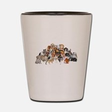 Other Dogs and Cats Shot Glass