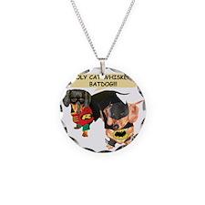 Batdog and Sidekick Necklace