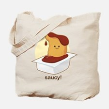 Saucy! Tote Bag
