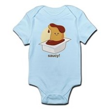 Saucy! Infant Bodysuit