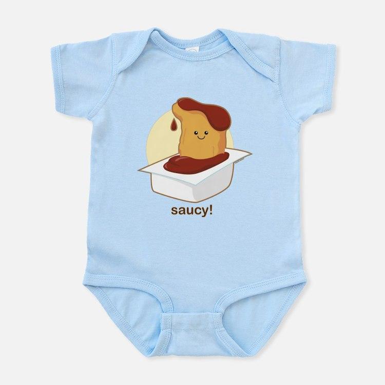 Saucy! Infant Bodysuit