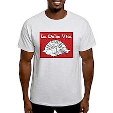 La Dolce Vita - Food and Wine T-Shirt
