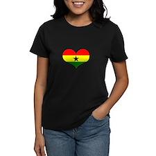 Ghana Heart Tee