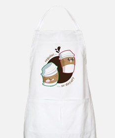 Not Without My Coffee! Apron