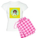 Beagle Bitch Diva Women's Light Pajamas