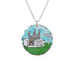 Agility Pause for the Cause! Necklace