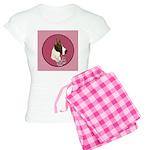 Mantle Great Dane design Women's Light Pajamas