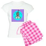 Siberian Husky Nonsense! Women's Light Pajamas