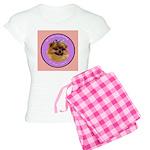 Pomeranian Bitch! Women's Light Pajamas