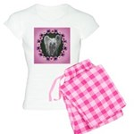 New Chinese Crested Design Women's Light Pajamas