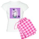 The begging Bulldog Women's Light Pajamas