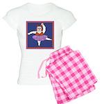 The Bullarina Women's Light Pajamas