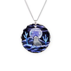 The Howling English Bulldog Necklace