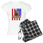 Bullldog Marine Women's Light Pajamas
