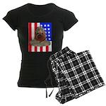 Bullldog Marine Women's Dark Pajamas