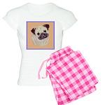 Typical Chinese Pug Women's Light Pajamas