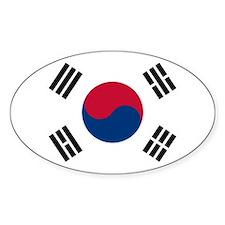 Korean Flag Decal