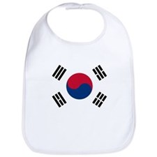 Korean Flag Bib