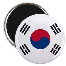 Korean Flag Magnet