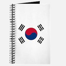 Korean Flag Journal
