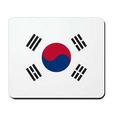 Korean Flag Mousepad