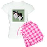 Australian Shepherd Twosome Women's Light Pajamas