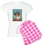 German Shorthair Pointer Women's Light Pajamas