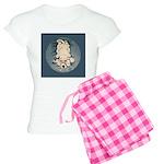 English Setter Puppy Women's Light Pajamas