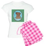 Nova Scotia Duck Toller Women's Light Pajamas