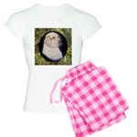 Clumber Spaniel Hunter Women's Light Pajamas