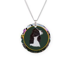 English Springer Spaniel Necklace