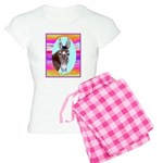 Horses and Mules Women's Light Pajamas